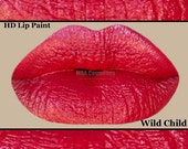 New HD Pink Coral Lip Paint-Wild Child