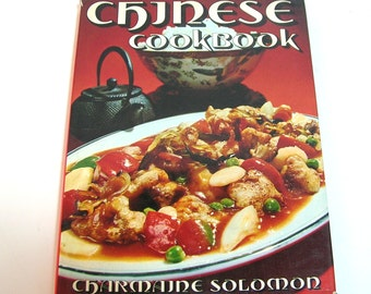 Chinese Cookbook By Charmaine Solomon