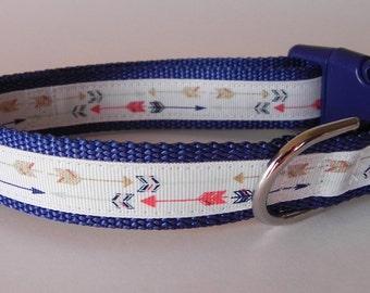 Tribal Arrow Dog Collar