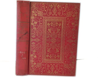 Hollow Book Safe Great Events by Famous Historians Vol XXII cloth bound Premium Binding