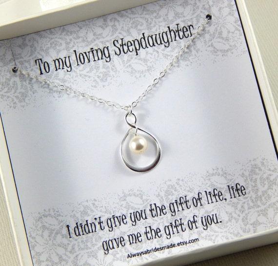 Step Daughter Gift, Gift for Step Daughter, Step Daughter Wedding Gift ...