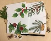 Christmas / Winter Notecards