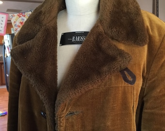 Warm and cozy vintage coat ON SALE