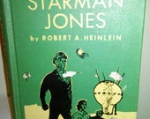 Starman Jones Book