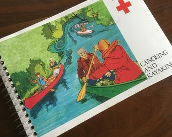 American Red Cross. Canoeing and Kayaking.