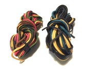 SALE - Supplies - Waxed Cord for Jewelry Making - 2 Bundles - Colorful - NEW