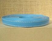 Regaliz 10mm Flat Goat Leather - Pale Blue - Choose Your Length