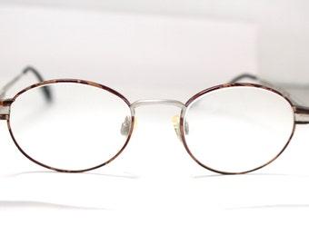 MENS Giorgio Armani  Tortoiseshell and metal  Eyeglass frames ITALY/ 163 707