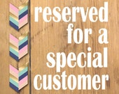 """Reserved for 19katebrown-Audrey with 2 extra blocks-2 1/2"""" cubes-details in convo"""