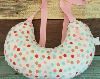 Dotty- Grace Relief Breast Cancer Pillow
