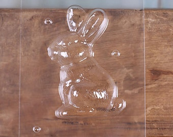 Easter Bunny Chocolate Molds, Easter Candy Molds, 3d Bunny Chocolate Molds, Rabbit Chocolate Bunny Molds, Bunny Rabbit Molds, Easter Moulds