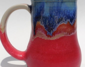 Cherry- 0  -- 12 ounce Coffee Mug or Tea Mug