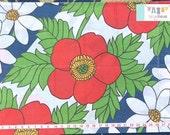 Vintage Large Bright Floral Pillowcase