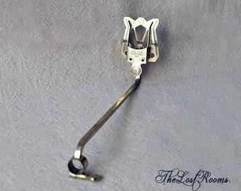 Holton Brass Music Holder - Brass Sheet Music Clamp - Musical Instrument Attachment - Sheet Music Holder
