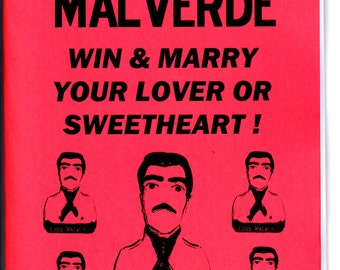 malverde win and marry your lover or sweetheart book