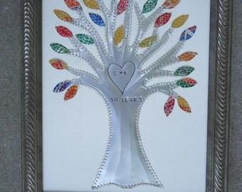 10 year Anniversary - Tin Anniversary -  10th Year Anniversary - Wedding Gift - Baby Shower - Nursery