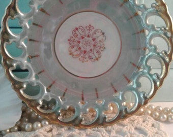 Vintage Plate,Made in Japan,Royal Sealy China