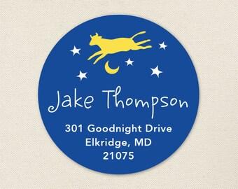 Goodnight Moon Address Labels - Sheet of 24