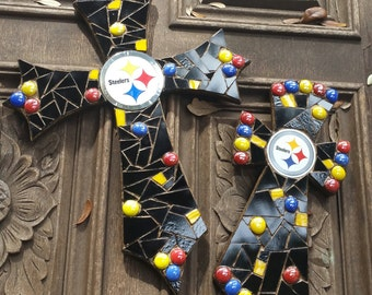Pittsburg Steelers cross