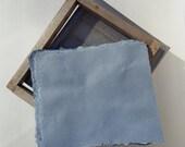 Denim Paper, 8 x 10 inch sheets