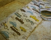 Custom Diaper Changing Pad and Clutch
