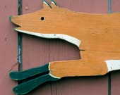 Red Fox - Wall Hanging