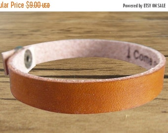 Holiday On Sale 10% off Engraved leather bracelet free shipping leather cuff bracelet with personlized engraving