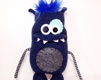 NORBIN - Handmade Monster, Sock Monster