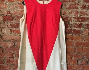 Mod frock dress