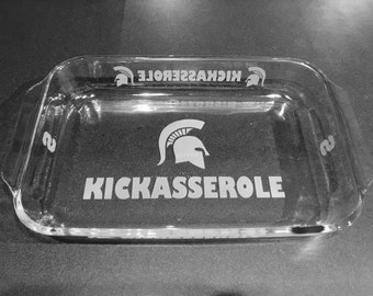 Michigan State Spartans Kickasserole