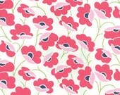 Color Theory by V and Co for Moda - 100% Cotton BTY - Poppies ~ Pink 10830-11