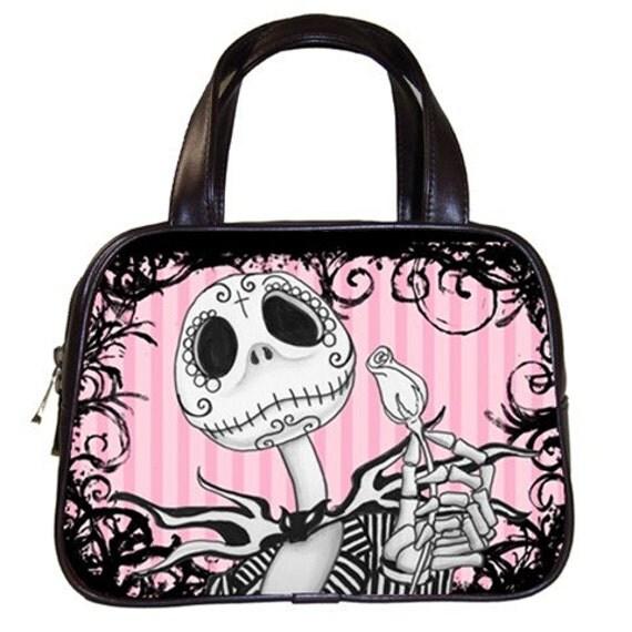 Jack Skellington Handbag