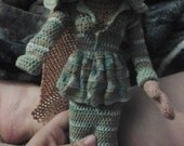 Custom Tonner Doll Dress