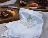 Asparagus Fern Flour Sack Kitchen Towel