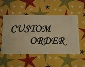 Marlena-Custom Order-Final Payment-Step Stool