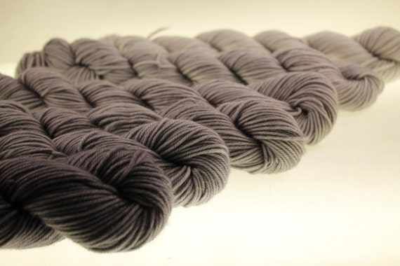 ombre mini skeins dk or fingering yarn man of steel 600 yards from juneprycefiberarts on. Black Bedroom Furniture Sets. Home Design Ideas