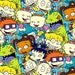 Rugrats - Full or Half Yard Packed Rugrats from Springs - Tommy, Angelica, Dil, Phil, Lil