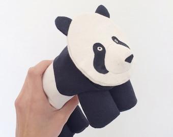 Panda Clutch