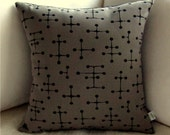 "2 Maharam Eames Dot Lumbar Pillow Covers 12"" x 24"""