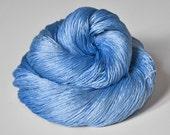 Bleached sky OOAK  - Silk Lace Yarn