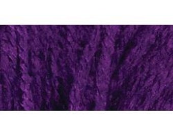 060314 E400-1542 Red Heart With Love Yarn - Aubergine