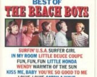 Beach Boys vinyl - Greatest Hits -  Rare Monophonic Original  -  Vintage album lp in EX Condition