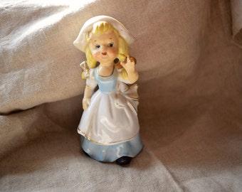 Vintage DUTCH Girl Figurine