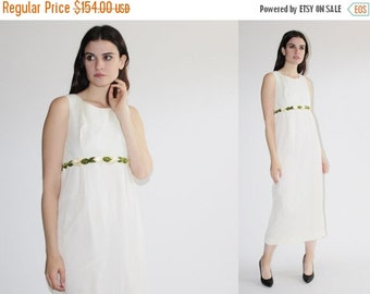 70% Off FINAL SALE - D - 60s Wedding Dress - Goddess Wedding Dress  - The Persephone Dress - 8031