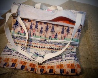 Downtown Bag, Shoulder or handbag, purse, messenger bag