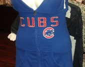 Custom made to Order Cubs halter for eq131313