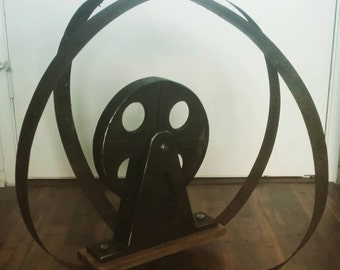 Perpetuity II - mixed media sculpture