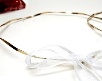 STEFANA Wedding Crowns - Orthodox Stefana - Bridal Crowns WAVES - One Pair