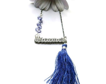 Blue Dreamer Necklace