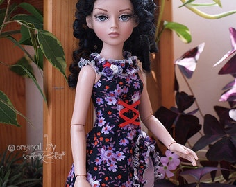 Outfit * Sweet Lolita Dress * Fashion for Ellowyne Wilde Amber Prudence
